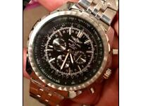 Brandnew Men's automatic Bentley wrist Watch with Day & Date gift him cheap bargain Chronograph sale