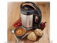 Morphy Richards Soup Maker, 1.6L – brand new in box