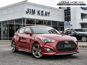 2015 Hyundai Veloster Turbo  - $59.05 /Week