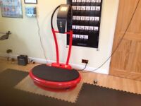 One on one friendly Power plate instructor, fitness, weight loss, nutrition & injuries!
