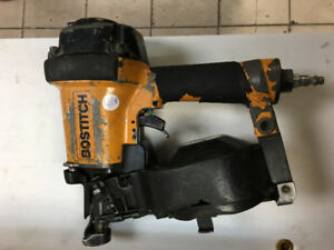 BOSTITCH ROOFING NAILER $149 EXCELLENT COND. 8741 118 ave edmont