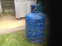 Calor gas bottle - blue 15kg