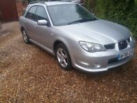 2006 SUBARU IMPREZA R SPORT 4x4 2.0 PETROL, 5 SPEED MANUAL
