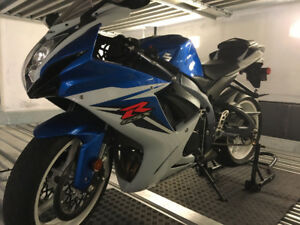 GSX-R 600 Mint Condition - Only 4k