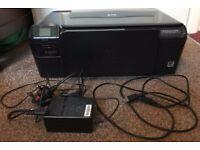 Excellent Wireless HP Photosmart C4780 Printer Scanner Copier