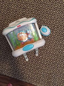 Fishers price crib soother