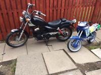 125cc sym husky sell or swap