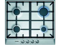 Brand new Bosch gas hob and electric oven