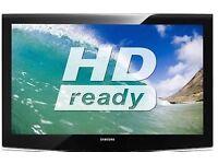 Samsung 42 Inch Plasma TV, Freeview, Original Remote. Read ad. NO OFFERS