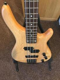 Stagg 4 string electric bass
