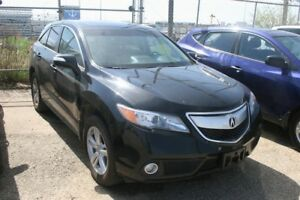 2013 Acura RDX TECH, AWD, NAV, LEATHER, S/ROOF, ALLOYS