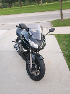 Selling a mint 2009 ninja ex650r