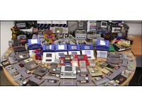 Old Retro / Vintage Games Consoles And Games Wanted