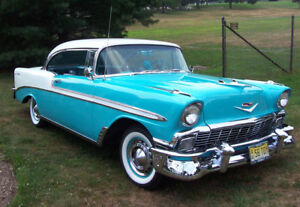 LOOKING FOR 1955 1956 1957  CHEVROLET