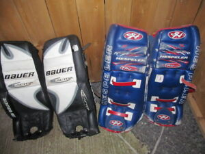 """26"""" and 28""""  Goalie Pads"""