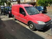 2003 vauxhall combo 1.7 diesel van