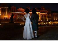 Lace Wedding Dress Size 8 Bridal Gown