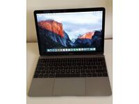 **APPLE MACBOOK 12 INCH - EARLY 2015 - 1.2GHZ CORE M - 512GB SSD 8GB RAM - MF865B/A - A1534 LAPTOP**