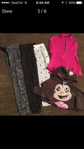 Girls Size 10/12 Clothes (5 pieces for $20)