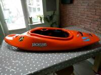 Jackson Shooting Star kayak