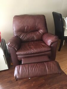 Recliner from finesse