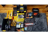Assorted hand/power tools job lot £50