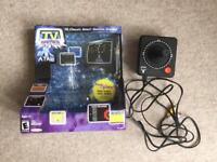 Atari retro video game console plug and play not sega PlayStation nintendo
