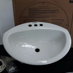 Bathroom Sinks Kijiji bathroom drop in sink | kijiji: free classifieds in toronto (gta