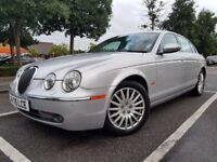 2005 Jaguar S Type 3.0 V6 - immaculate