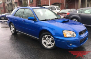 Wanted: 2004 Subaru Impreza WRX manual