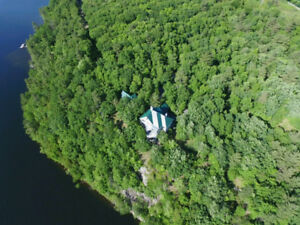 Team Krishan presents Custom Built Home on Howes Lake