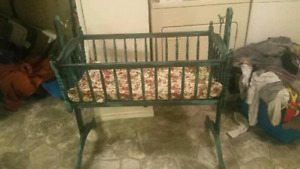 Cradle will be done by Tuesday  $50obo