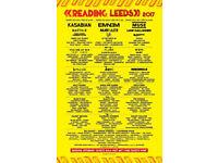 Reading Festival 2017 Saturday Day Tickets Eminem 26th August (R&L Music)