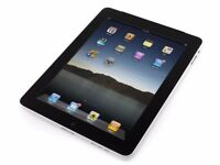 Apple iPad 1st Generation 16GB, Wi-Fi, 9.7in - Black
