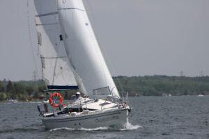 Solina 27 - Fine Trailerable Sailboat