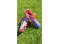 Adidas Messi F10 football boots size 9.5