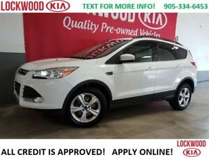 2013 Ford Escape SE - NAVIGATION, ALL WHEEL DRIVE