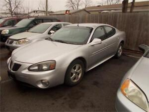 2005 Pontiac Grand Prix NICE RUNNER AS-TRADED AS-IS