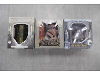 Lord of the Rings Collectors Edition 3 Box Sets £150