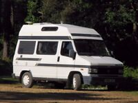 TALBOT HARMONY CAMPERVAN IN GREAT CONDITION AND FULLY EQUIPPED TO GO!