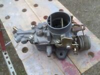 WEBER CARBURETTOR TYPE 34 ICT FOR BEDFORD CF 2.3 LITRE