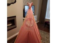 **PLAY TEEPEE** Amazing Item Cost £180