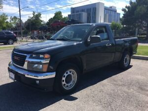 2010 GMC Canyon SLE 2WD Regular Cab 5 Speed Manual LOW KMs