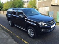 Volkswagen Amarok 2.0 BiTDi BlueMotion Tech Highline Pickup 4motion - inc canopy