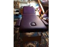 Massage/beauty couch