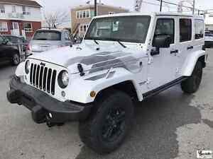 2017 Jeep Wrangler Unlimited Winter Edition