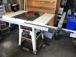 Contractor Jet table saw