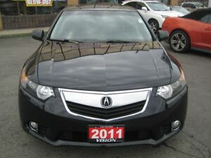 2011 Acura TSX Premium/Leather/Sunroof