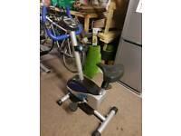 Fitness excercise bike