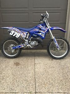 2002 yz125 Fully Rebuilt
